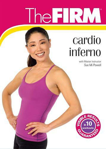 The Firm - Cardio Inferno DVD Movie