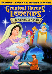 Greatest Heroes & Legends of the Bible-Nativity