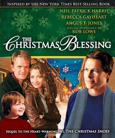 The Christmas Blessing (Blu-ray) BLU-RAY Movie