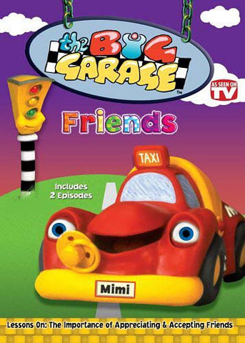 The Big Garage - Friends DVD Movie