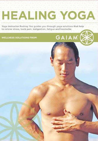 Healing Yoga - Rodney Yee DVD Movie