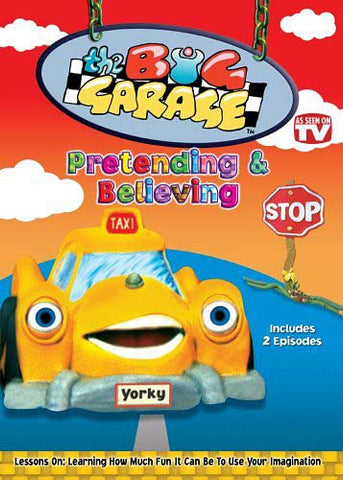 Big Garage - Pretending and Believing DVD Movie