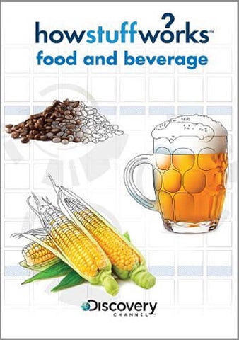 How Stuff Works - Food and Beverage DVD Movie