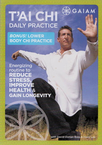 Tai Chi Daily Practice DVD Movie