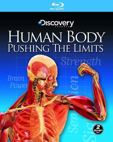 Human Body - Pushing the Limits (Blu-ray) BLU-RAY Movie