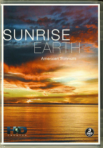 Sunrise Earth - American Sunrises (Boxset) DVD Movie