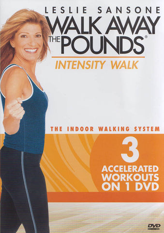 Leslie Sansone: Walk Away the Pounds - Intensity Walk DVD Movie