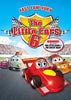 Little Cars 6: Fast Lane Fury DVD Movie