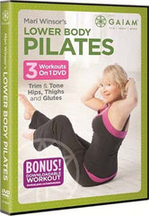 Lower Body Pilates - Mari Windsor