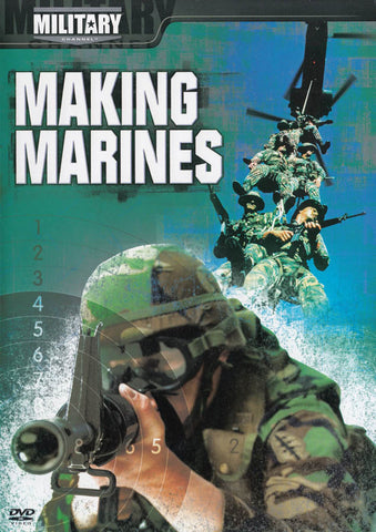 Making Marines DVD Movie