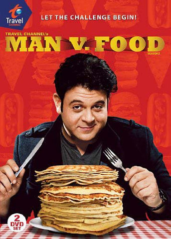 Man V Food - Season 2 DVD Movie