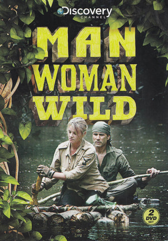 Man Woman Wild DVD Movie