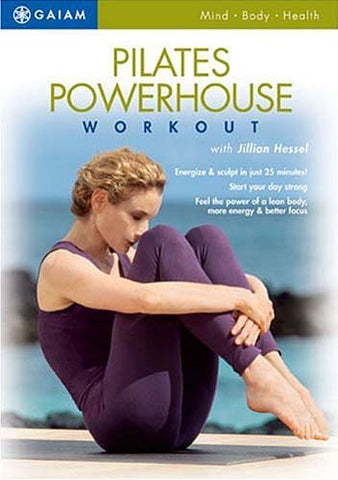 Pilates Powerhouse Workout DVD Movie