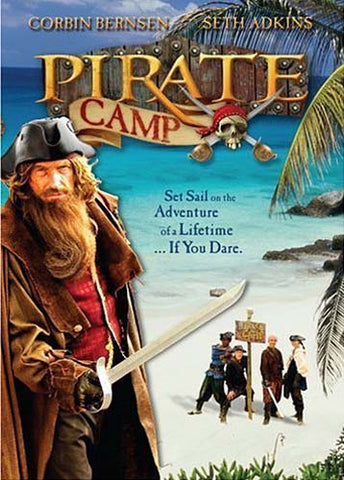 Pirate Camp DVD Movie
