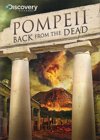 Pompeii - Back From the Dead DVD Movie