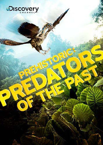 Prehistoric - Predators Of The Past DVD Movie