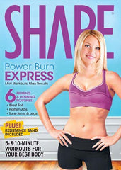 Shape - Power Burn Express