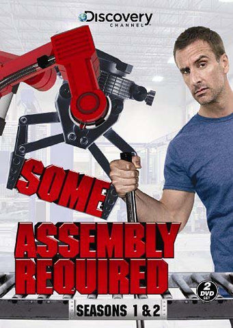 Some Assembly Required - Seasons 1 & 2 (Keepcase) DVD Movie