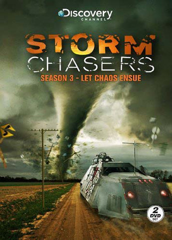 Storm Chasers - Season Three DVD Movie