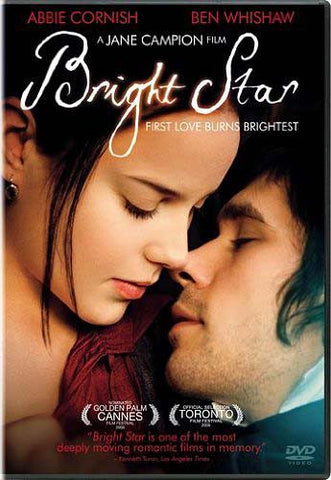 Bright Star DVD Movie