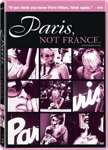 Paris, Not France (Bilingual) DVD Movie