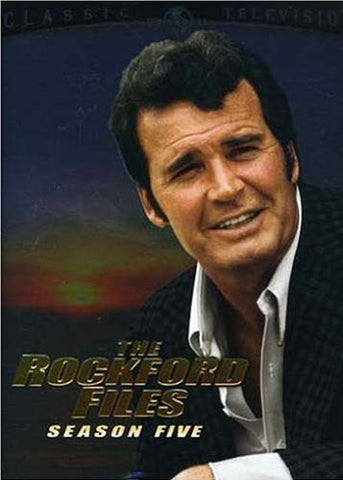 The Rockford Files - Season Five (Boxset) DVD Movie