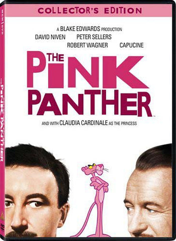 The Pink Panther Collector's Edition (White cover) DVD Movie