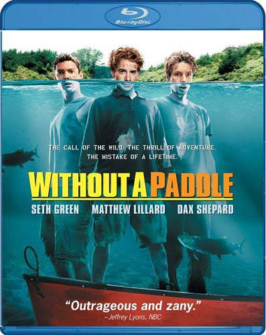 Without a Paddle (Blu-ray) BLU-RAY Movie