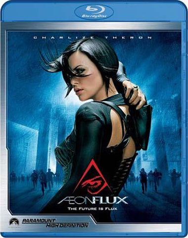 Aeon Flux (Blu-ray) BLU-RAY Movie