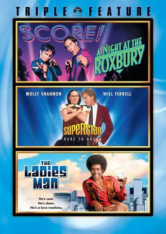 A Night At the Roxbury / Superstar / The Ladies Man (Triple Feature) (Boxset) DVD Movie