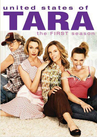 United States of Tara - The First Season DVD Movie