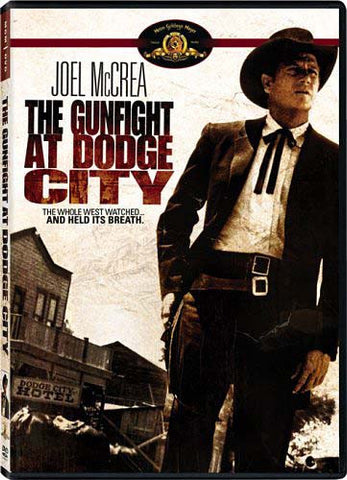 The Gunfight at Dodge City (MGM) (Bilingual) DVD Movie