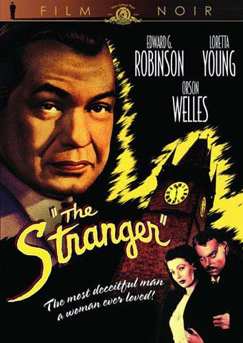 The Stranger (MGM Film Noir) (MGM)(Bilingual) DVD Movie