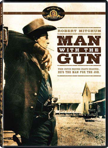 The Man with the Gun (MGM) (Bilingual) DVD Movie