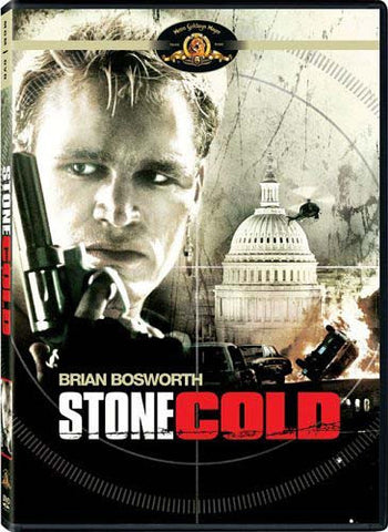 Stone Cold (Brian Bosworth) DVD Movie