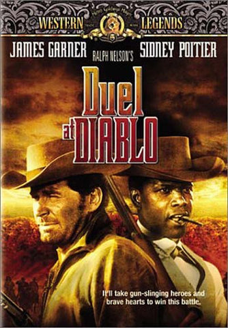 Duel at Diablo (MGM) DVD Movie