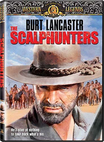 The Scalphunters (MGM) DVD Movie