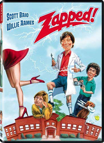 Zapped! DVD Movie
