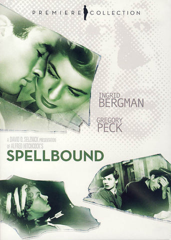 Spellbound (Ingrid Bergman) (Premiere Collection) (MGM) DVD Movie