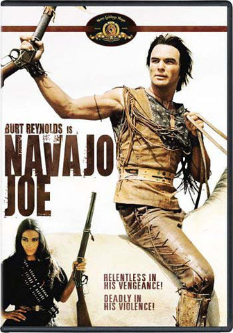 Navajo Joe (MGM) DVD Movie