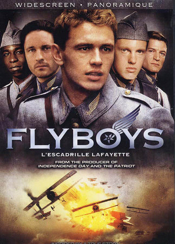 Flyboys (Widescreen Edition) (MGM) (Bilingual) DVD Movie