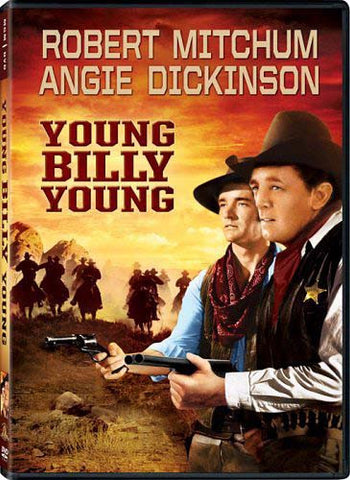 Young Billy Young DVD Movie
