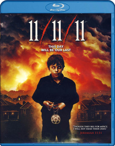 11/11/11 (Blu-ray) BLU-RAY Movie