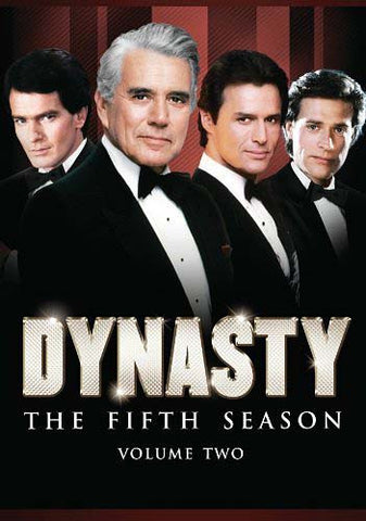 Dynasty - Fifth Season Vol. 2 (Boxset) DVD Movie