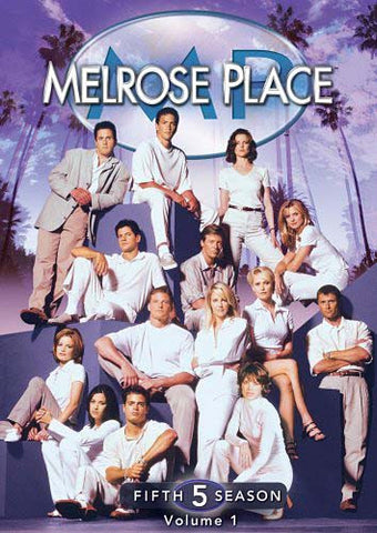 Melrose Place - The Fifth Season, Vol. 1 (Boxset) DVD Movie