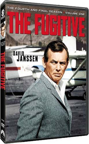 The Fugitive - The Fourth and Final Season, Volume One (Boxset) DVD Movie