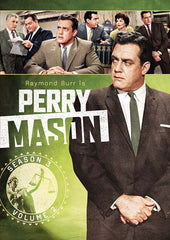 Perry Mason - Season Three (3), Vol. 2 (Boxset)