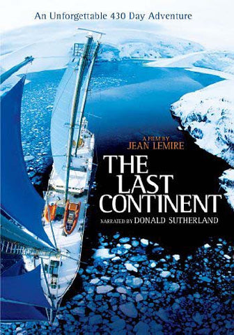 The Last Continent DVD Movie