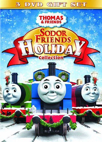 Thomas & Friends - Sodor Friends Holiday Collection (Boxset) DVD Movie
