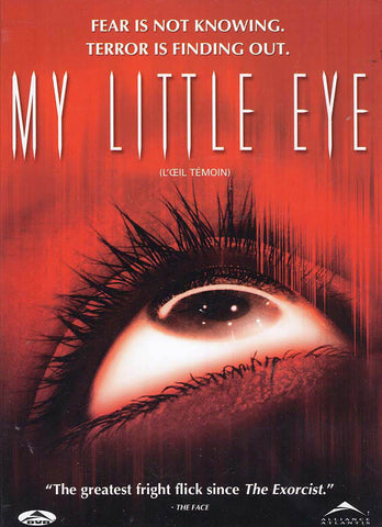 My Little Eye (Bilingual) DVD Movie